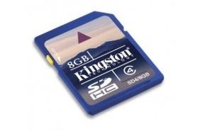 Paměťová karta 8GB