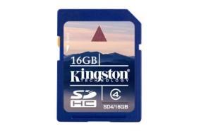 Paměťová karta 16GB